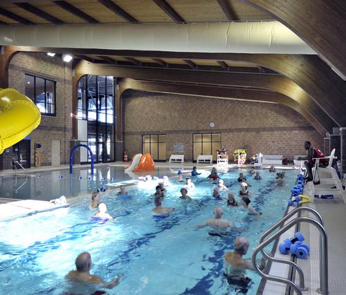 Mchugh engineering mchugh engineering for Indoor pool dehumidification design